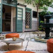 Patio Riad Orange Marrakech