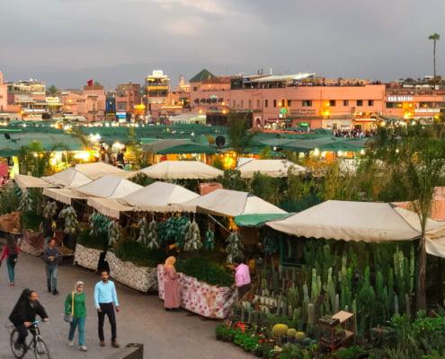 Jemaa el Fna- Marrakech