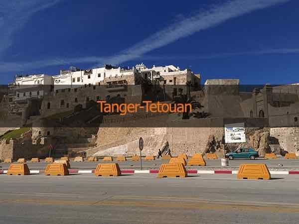 Bouwsteen Tanger-Tetouan