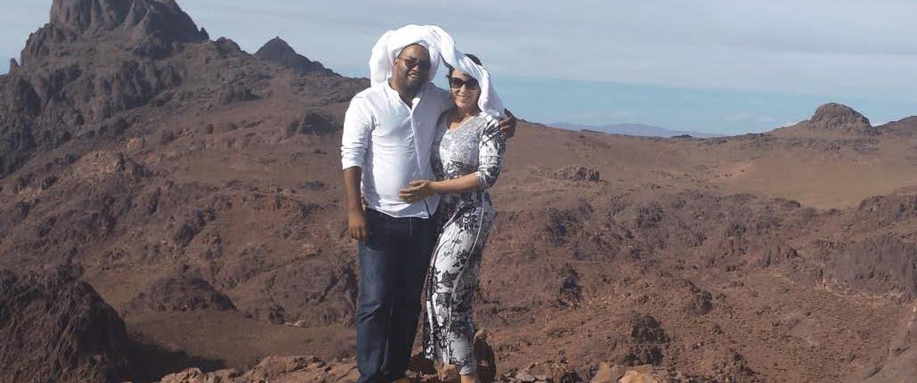Astrid en Mo- reisspecialisten Marokko