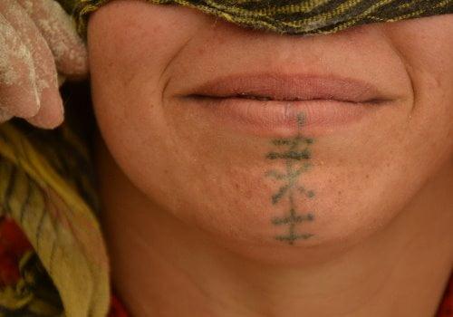 Kin-tatoeage Marokko Verhalen