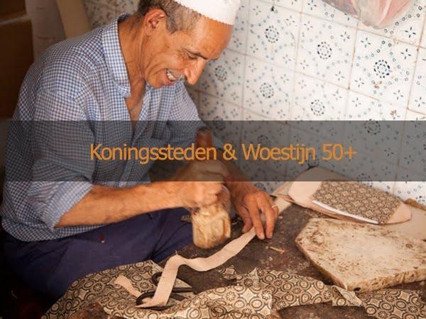 Koningssteden _ Woestijn 50+