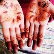 Marokkaanse henna