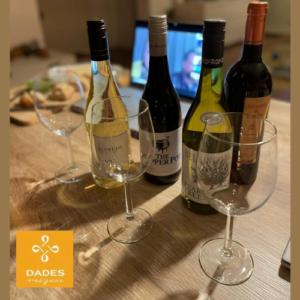 Marokkaanse wijnproeverij