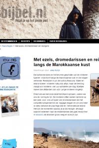 Reportage Dades Reizen- Reisbijbel