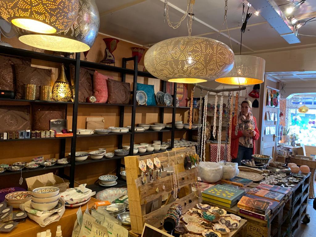 Marokkaanse winkel Middelburg