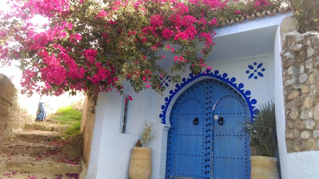 Road trip Marokko- bezoek Chefchaouen