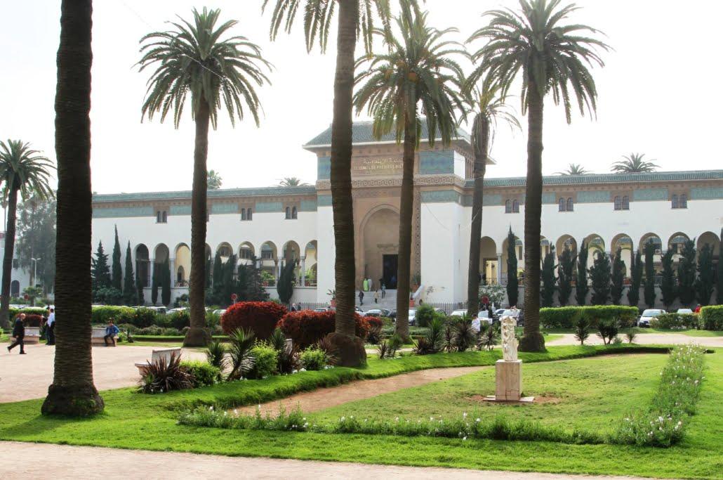 Individuele rondreis Marokko- bezienswaardigheden Rabat
