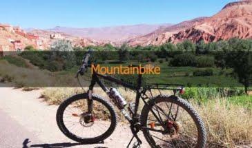 Mountainbike Djbel Sahro